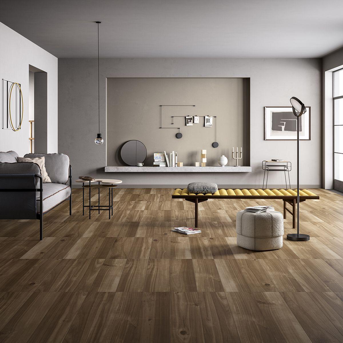 9Havenwood SADDLE PORCELAIN Porcelain floor tiles, Wood