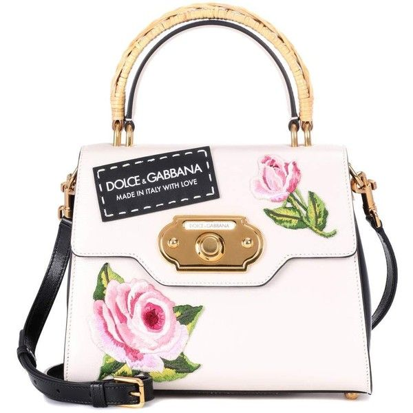 Welcome tote bag - White Dolce & Gabbana SrYxlHT5h3