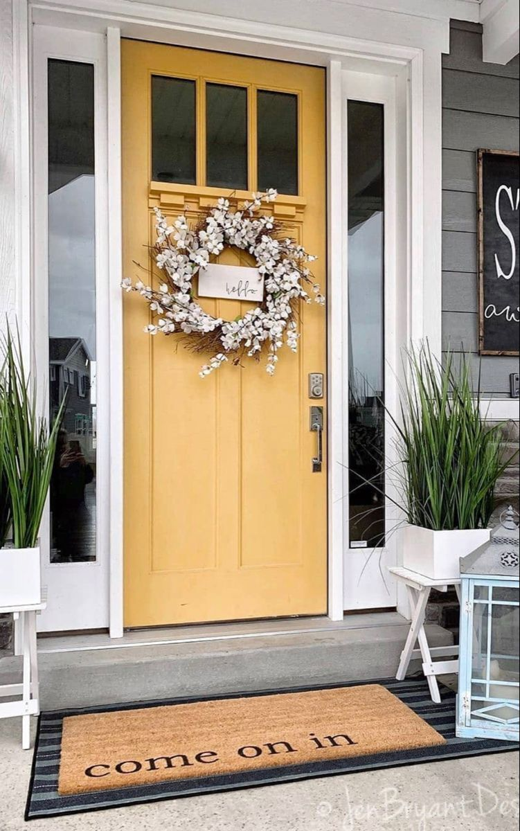 front door color in 2020 cottage front doors painted front doors front door paint colors pinterest