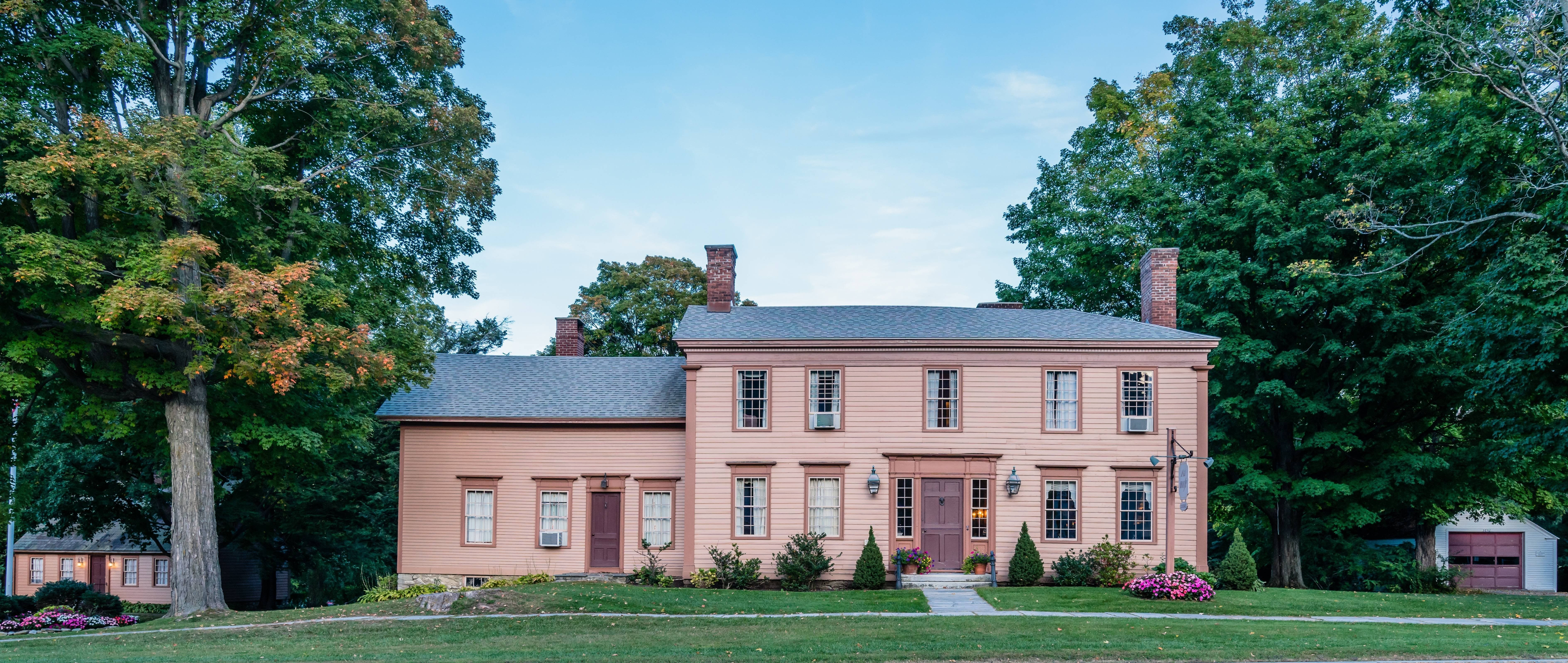 1811 House (The former home of Abraham Lincoln\'s granddaughter ...