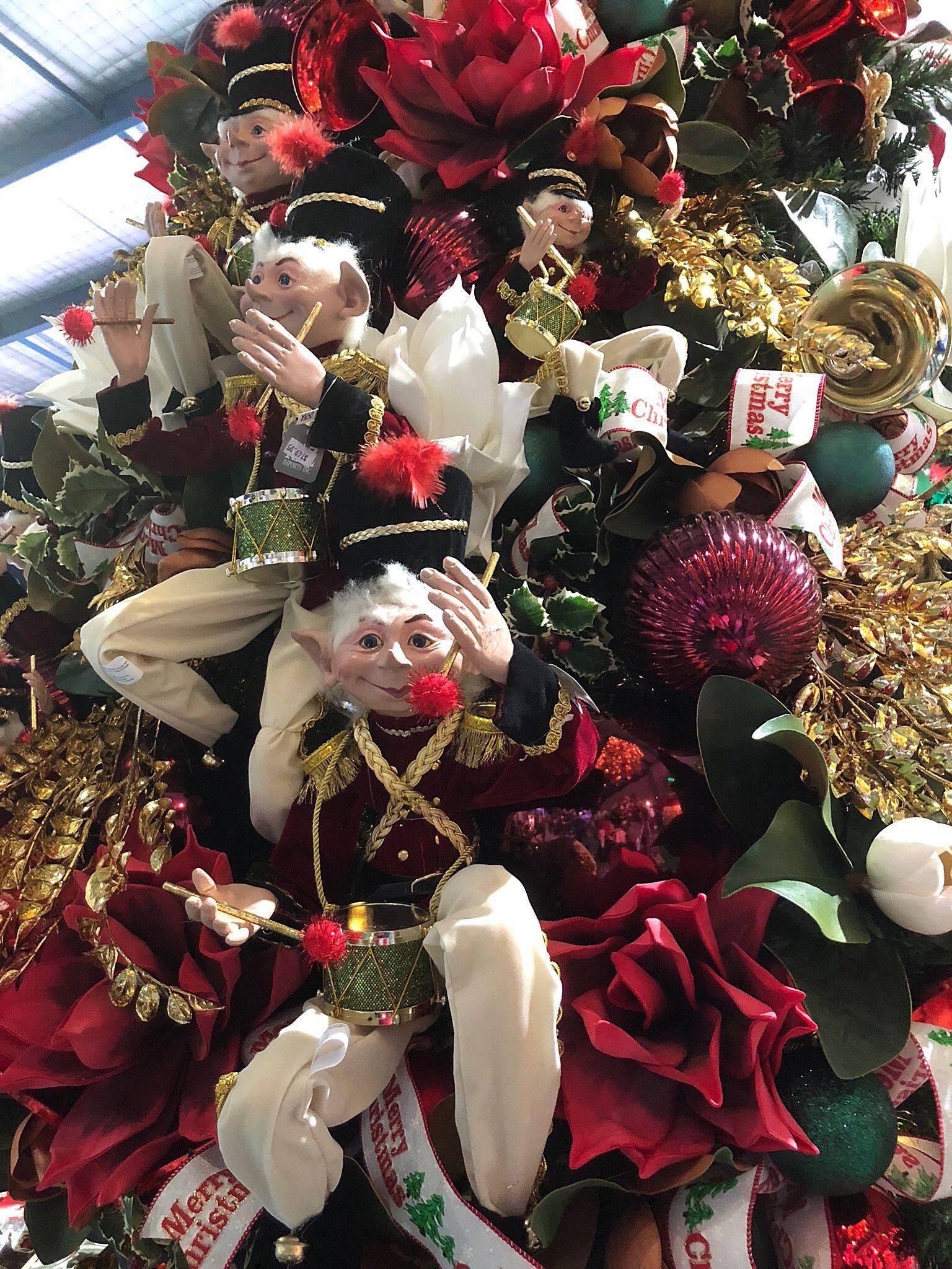 Christmas Elves, drummer boys. Christmas elf, Christmas