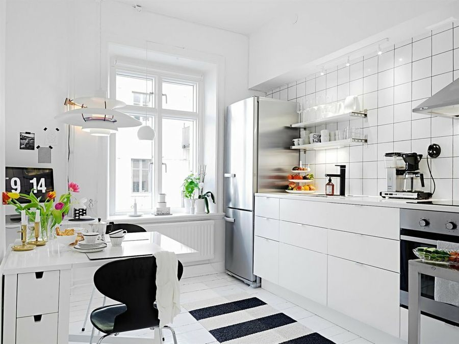 Tienes una cocina pequeña y no sabes cómo decorarla? Lights