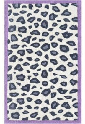 Purple Cheatico Rug Teen Bedroom