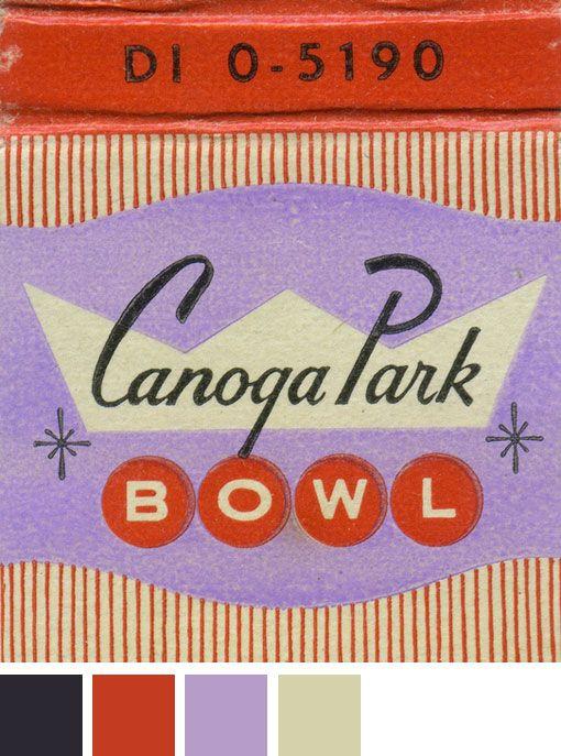 Canoga Park Bowl in Canoga, #California.