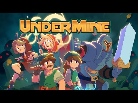 New Games UNDERMINE (PC, Xbox One) Action Adventure