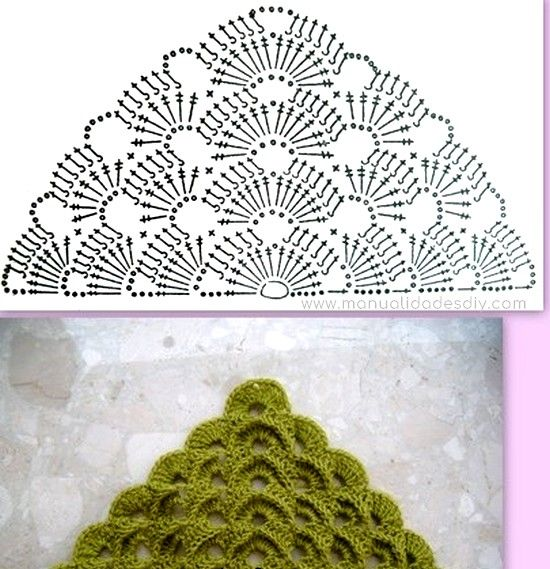 Patrón a Crochet Fácil - ¡Vas a querer aprenderlo! ⋆ Manualidades Y ...