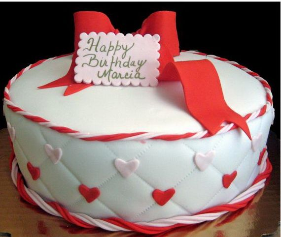 Valentine Cake Decorations Design : Valentines Day Cake Decorating Ideas holidays ...
