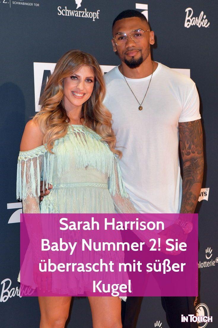 Sarah Harrison Baby Geschlecht
