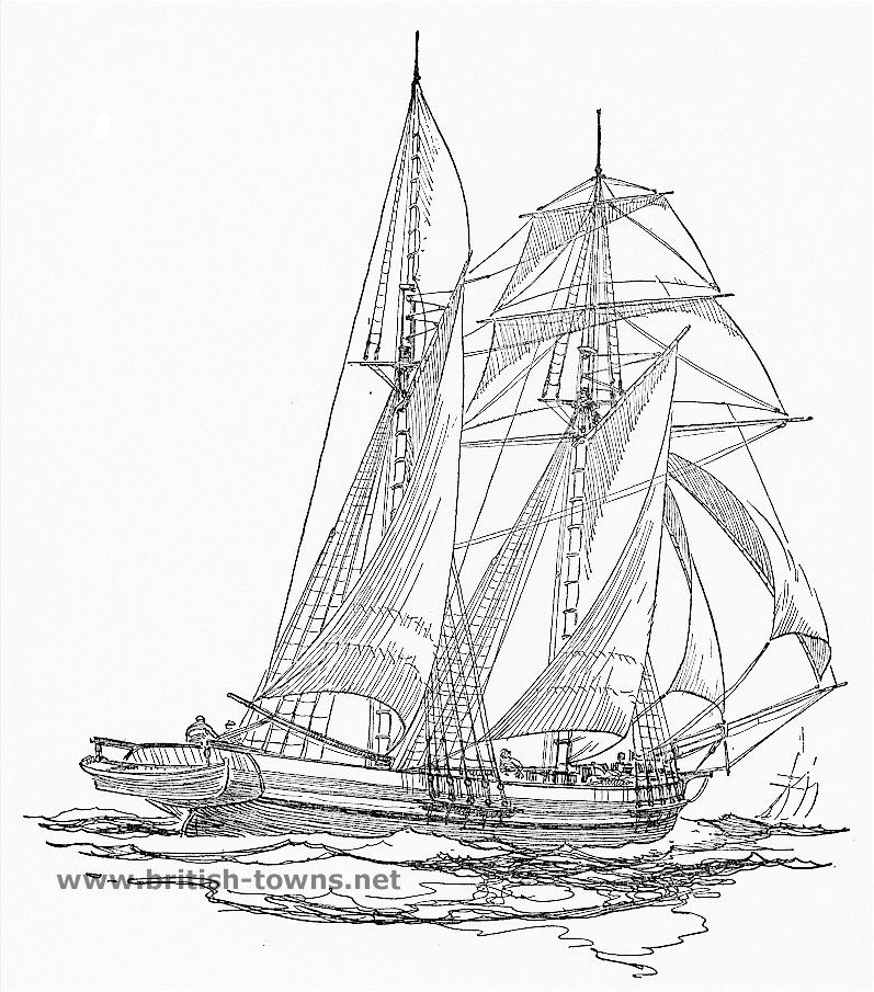 british sailing warship coloring pages - photo#14