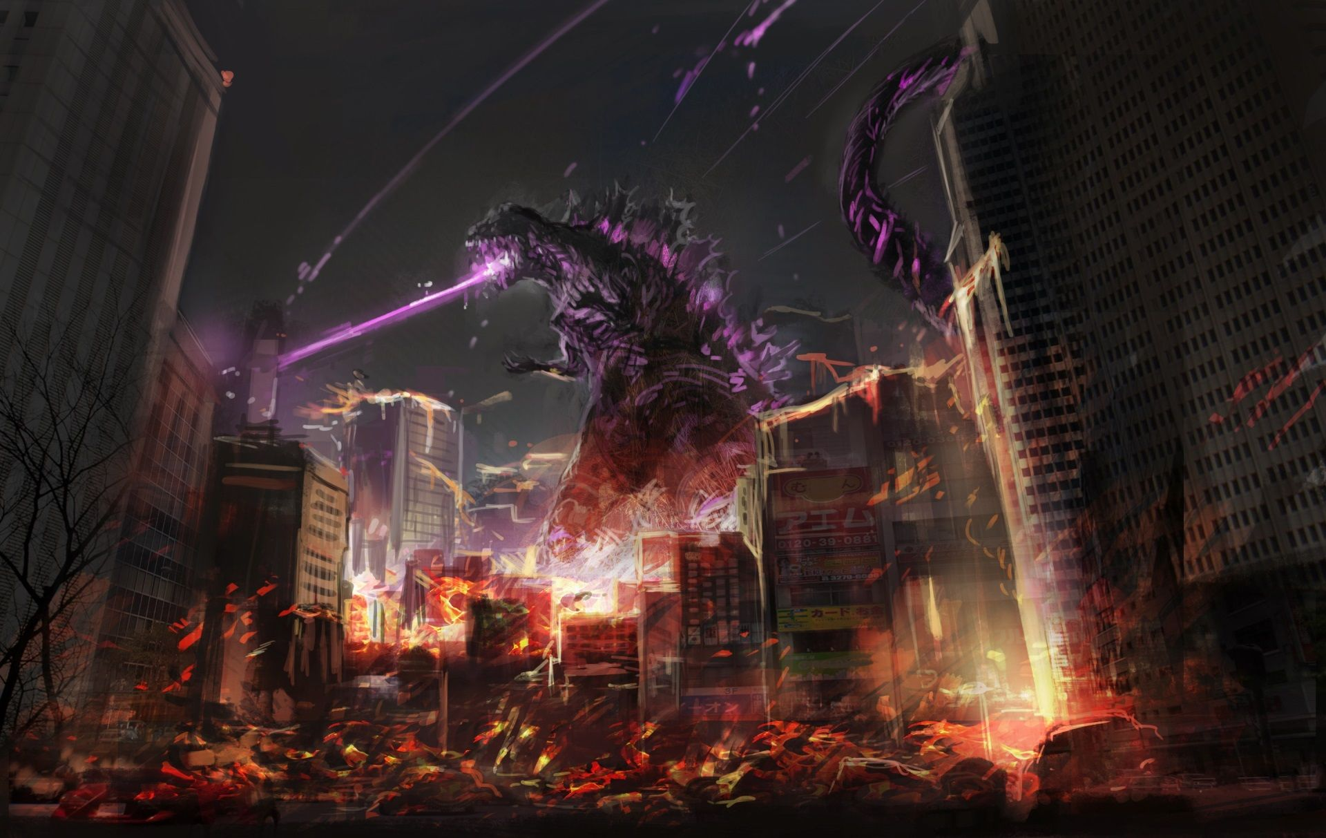 1920x1213 Godzilla Hd Wallpaper Amazing Godzilla And Friends