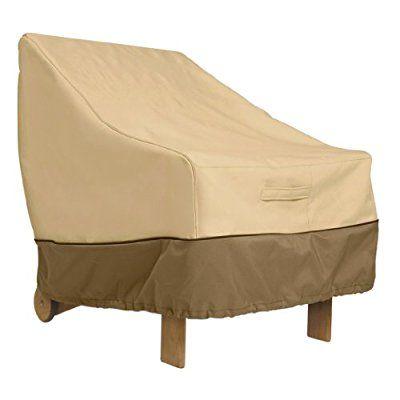 Classic Accessories Veranda Chair Cover For Hampton Bay Belleville