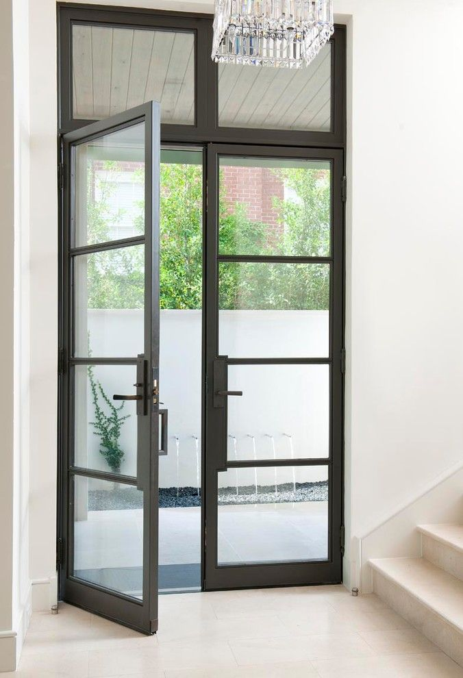 contemporary entry design pictures remodel decor and ideas