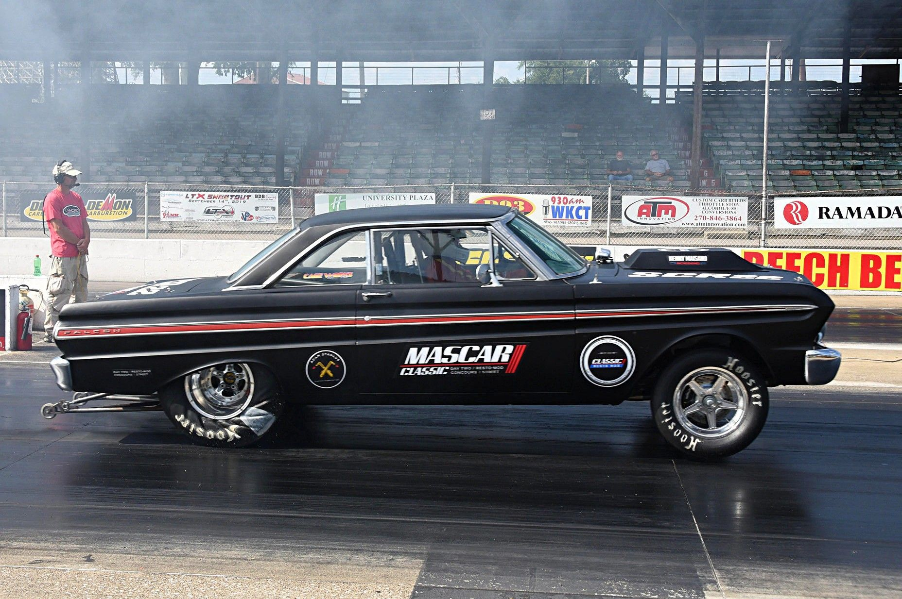 1965 Ford Falcon Ford Racing Drag Racing Cars Ford Falcon