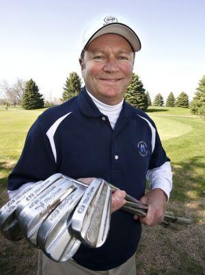 Historic Ben Hogan irons end up in Aberdeen   Golf history ...