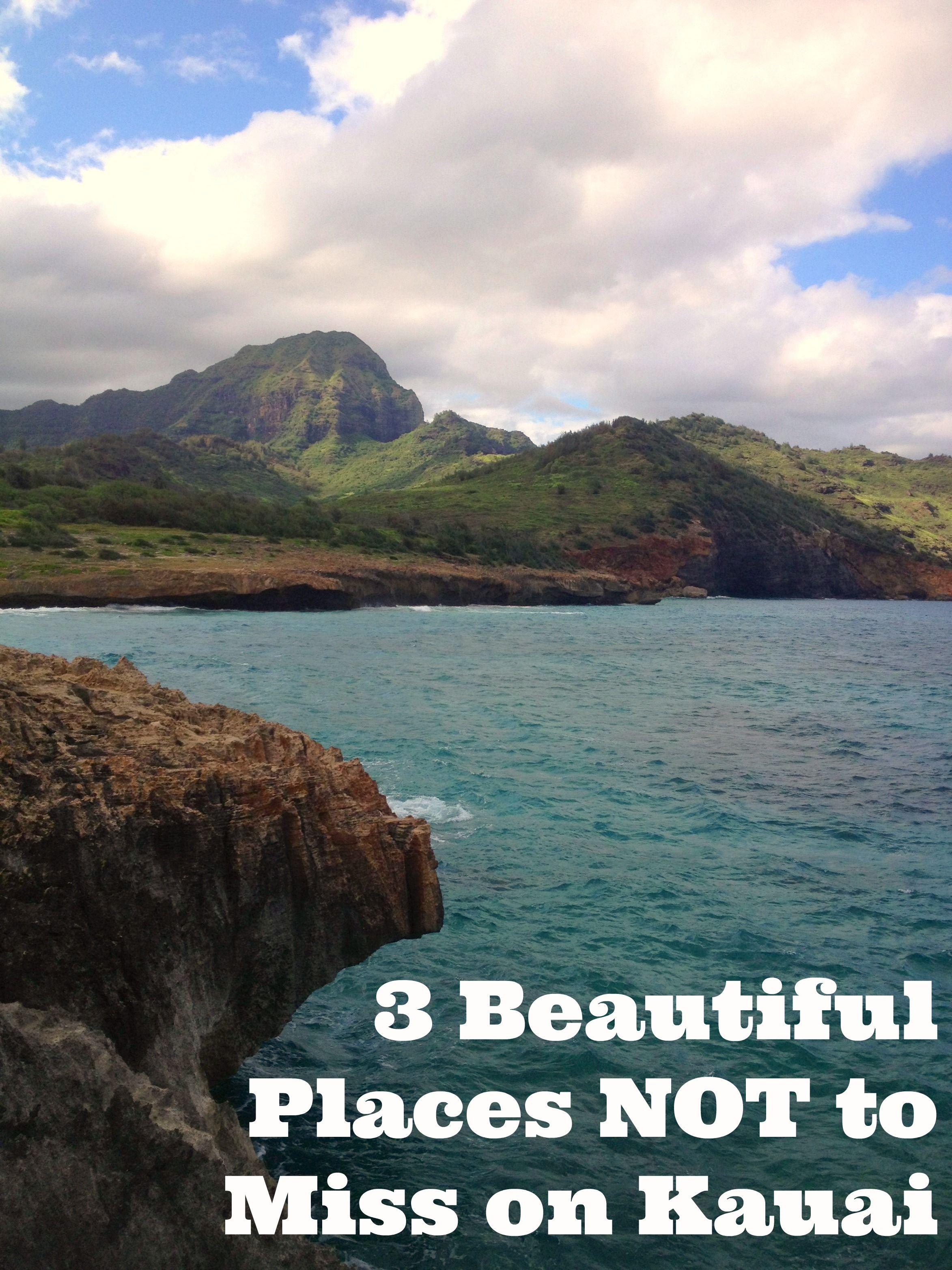 Wait - 3 Beautiful Places Kauai- Kalalau Trail Na Pali Coast