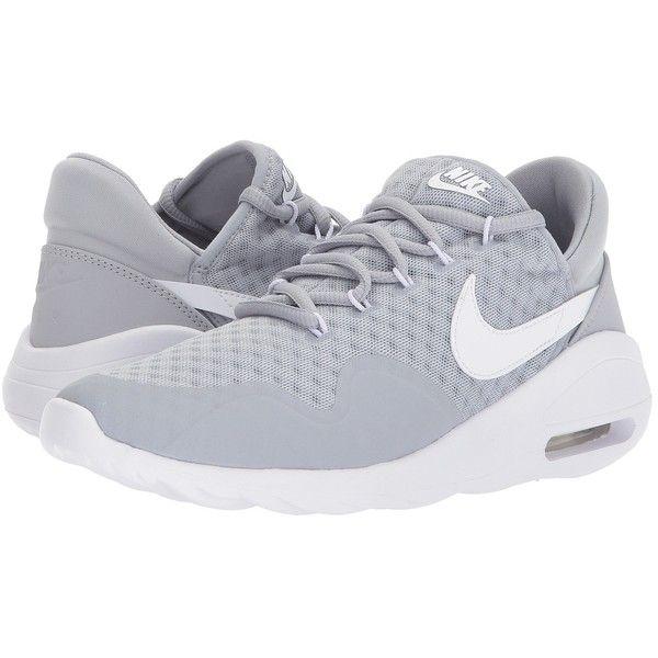 Nike Air Max Sasha (Wolf Grey White) Women s Running Shoes (€73 ... 22e7099a23