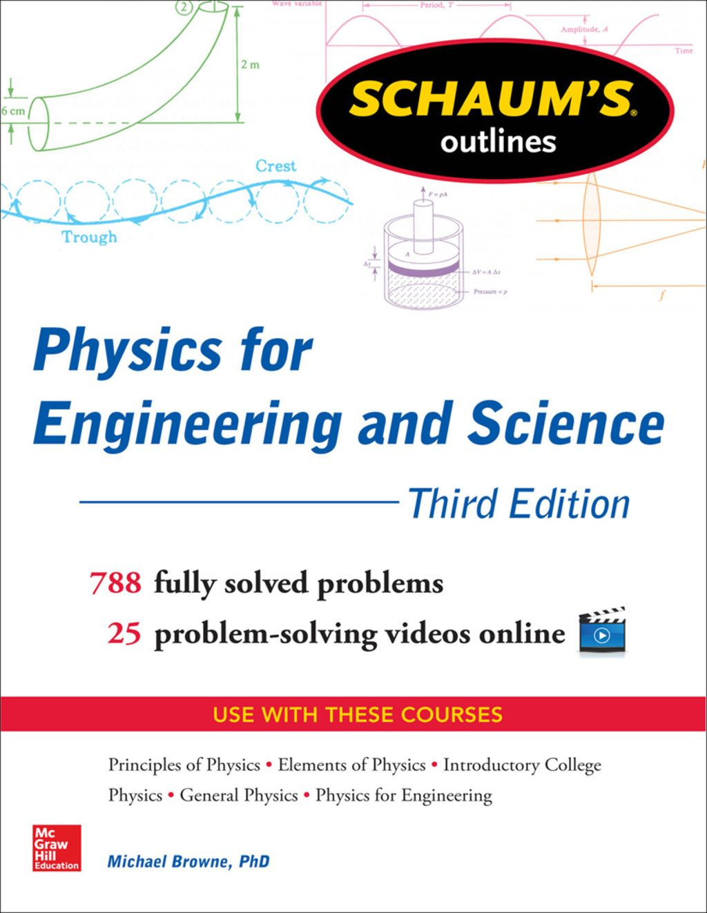 Schaum U0026 39 S Outline Of Physics For Engineering And Science