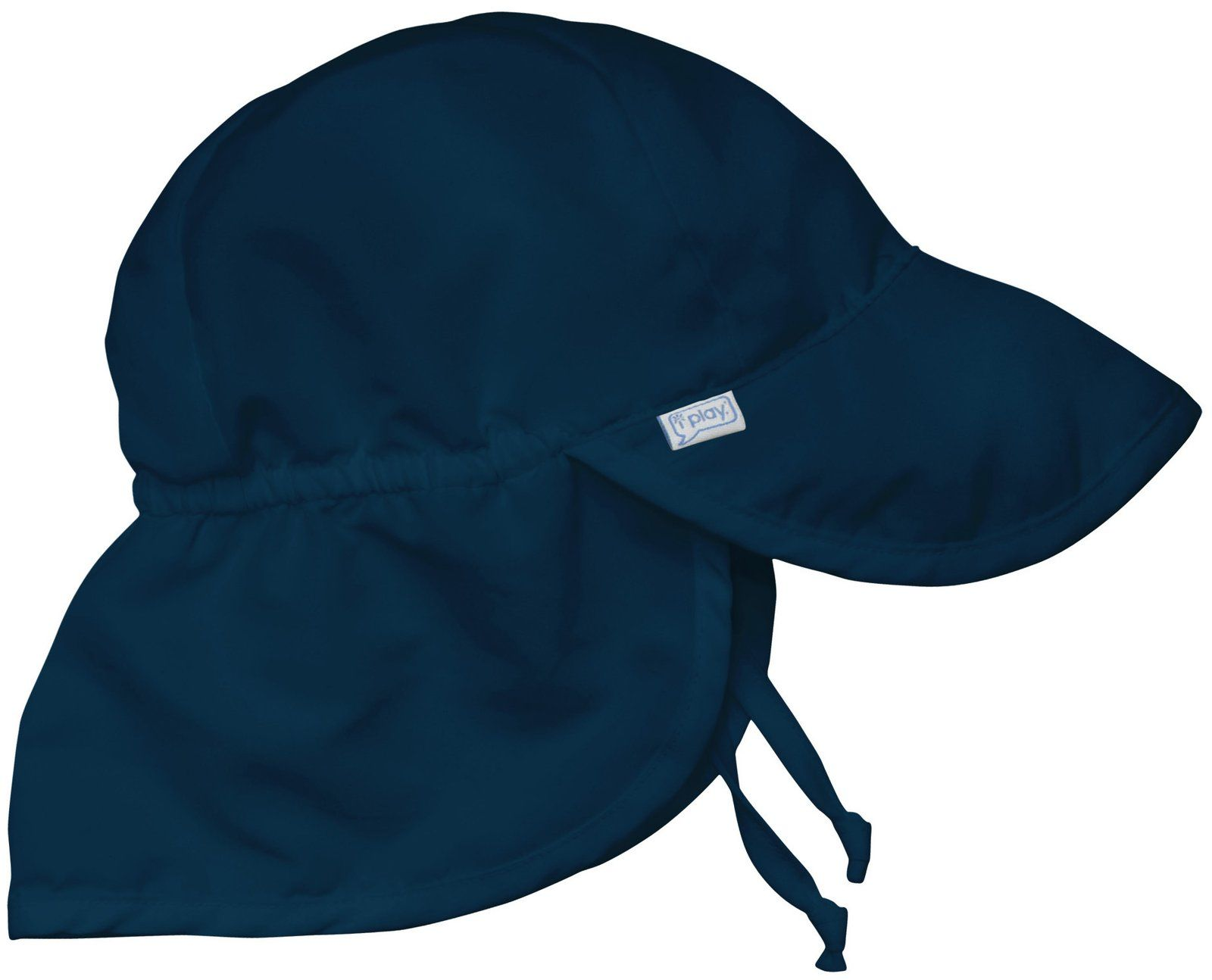 i play Solid Flap Sun Protection Hat Free Shipping