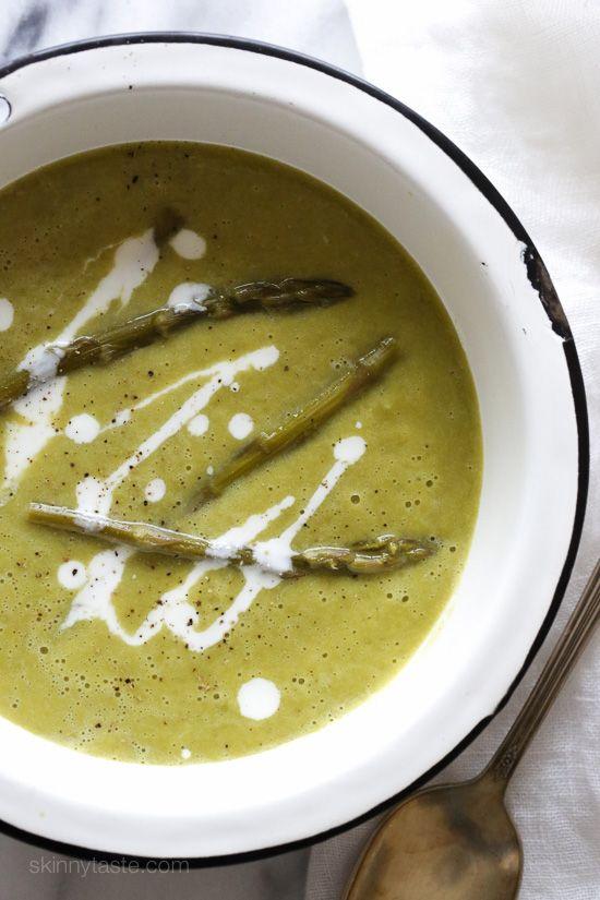 How To Make Keto Asparagus Soup