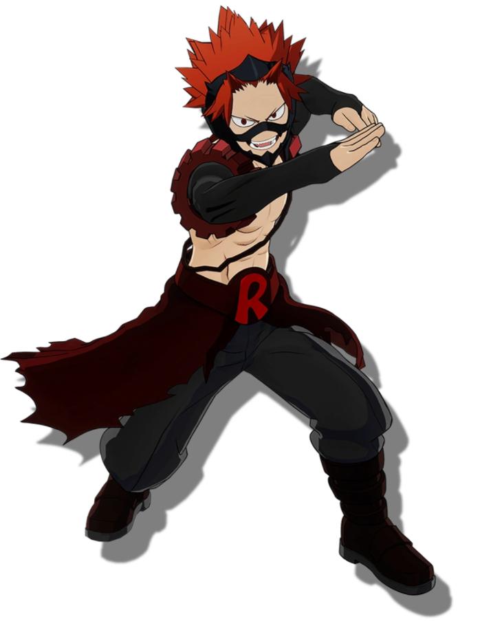 Eijiro Kirishima My Hero Academia One S Justice Wiki Fandom Kirishima Kirishima My Hero Academia My Hero Academia