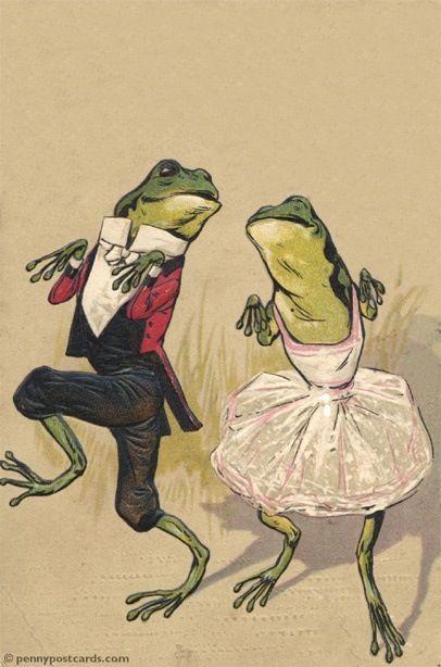 Baila, baila, baila.