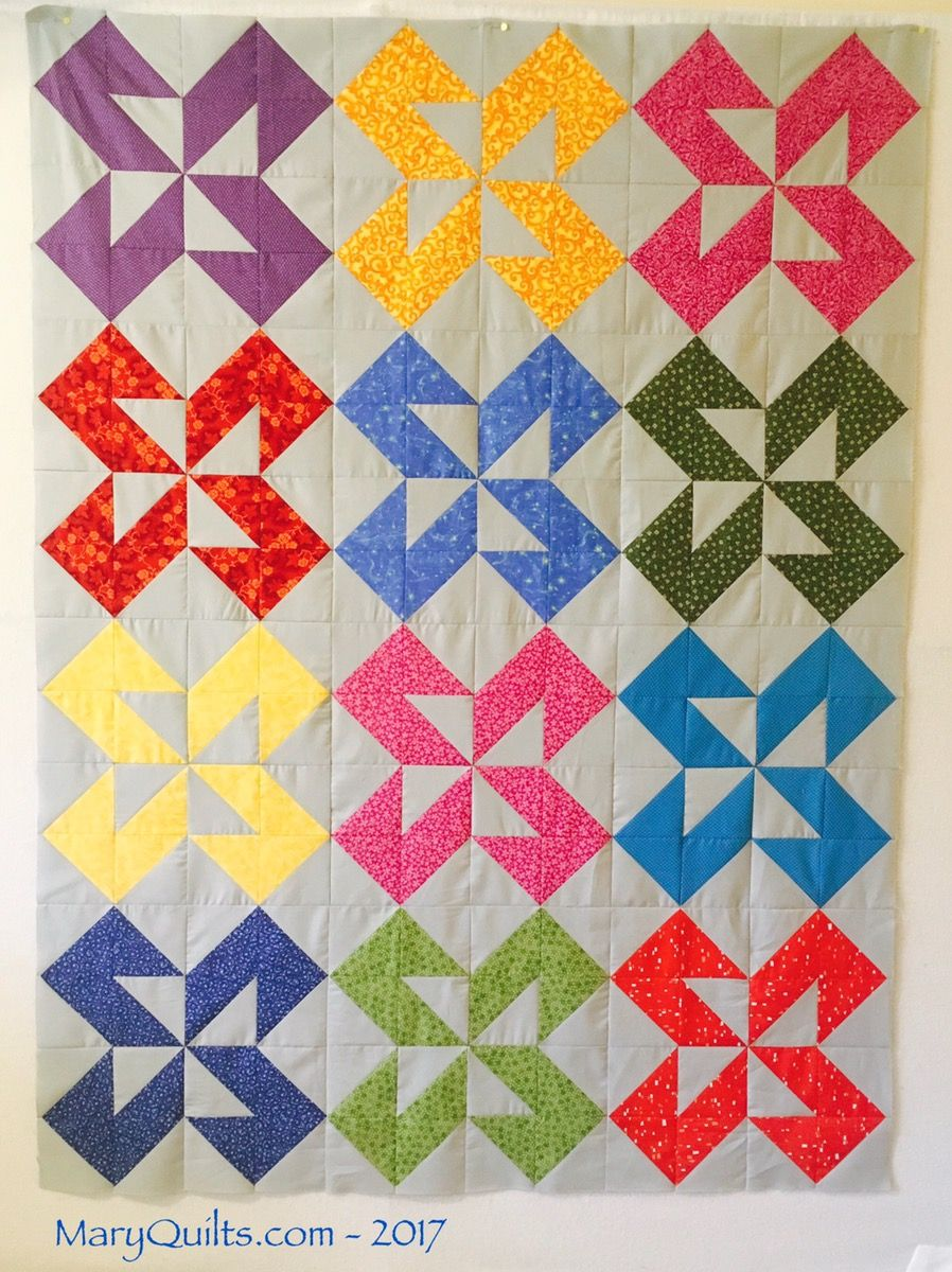 Image Result For Dutch Windmill Quilt Pattern Quilter S