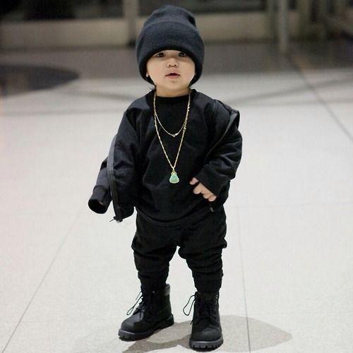 Hoto Black - Gangster Baby | via Tumblr on We Hear