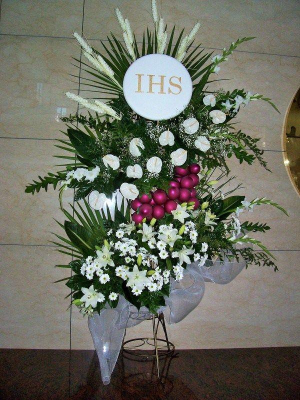 Blumen Altar
