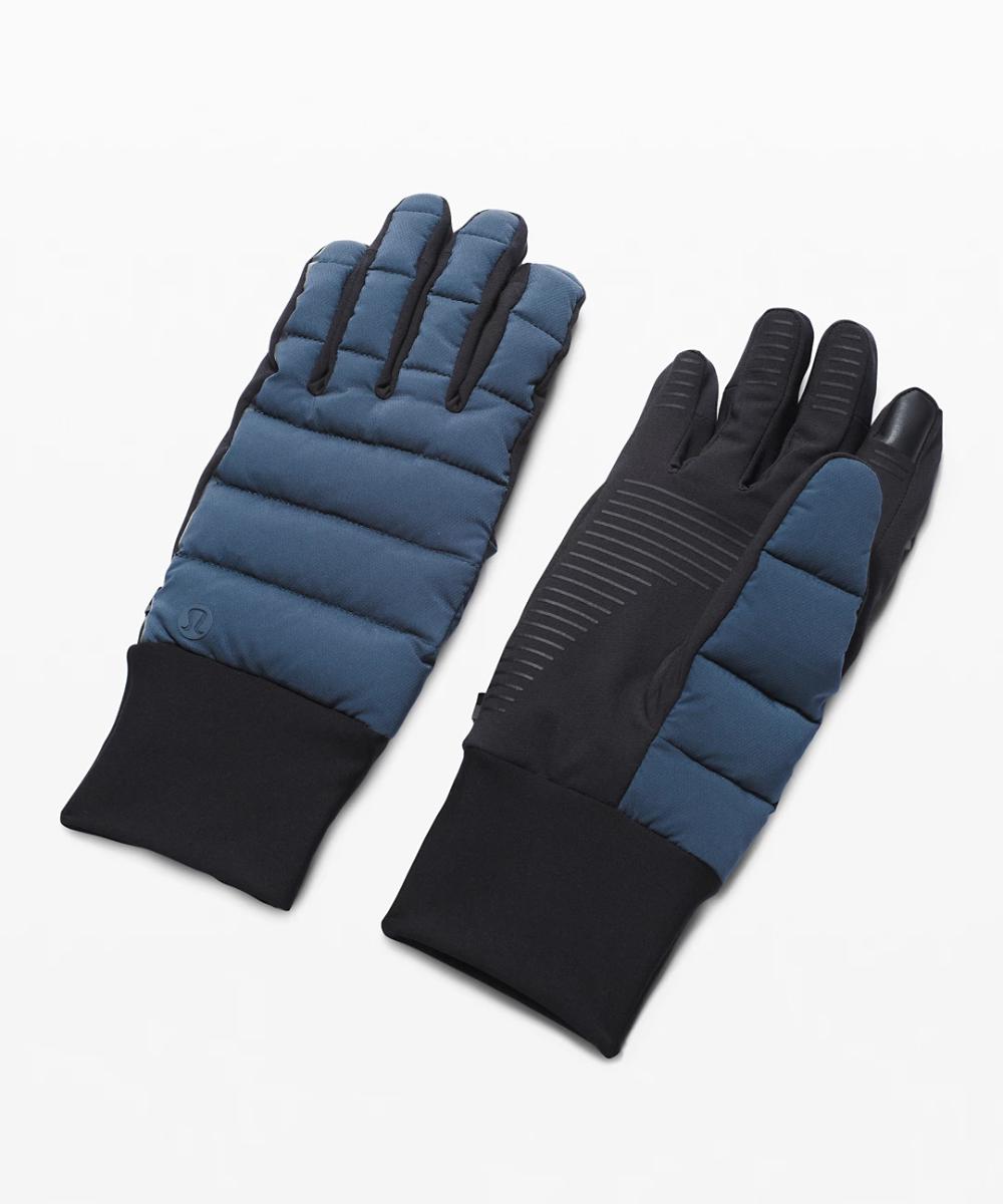 Navigation Down Glove   Men's Gloves & Mittens   lululemon   Insulated  gloves, Mens gloves, Mitten gloves