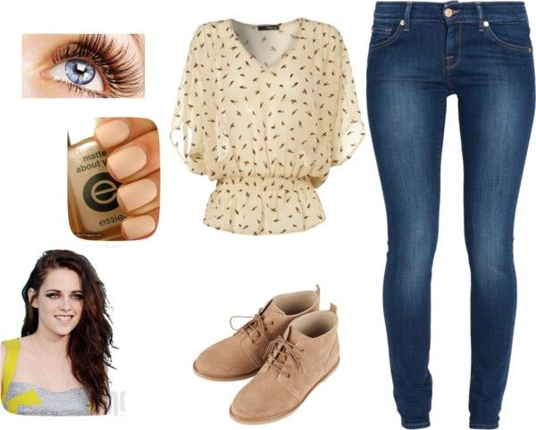 """""""day out"""" by born2dr3am on Polyvore"""