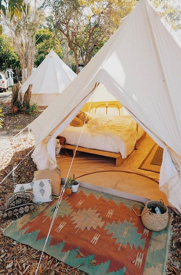 12 of the best glamping spots in Queensland Glamping