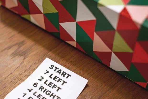 Juegos Divertidos Para Los Regalos De Navidad Juego Navidad