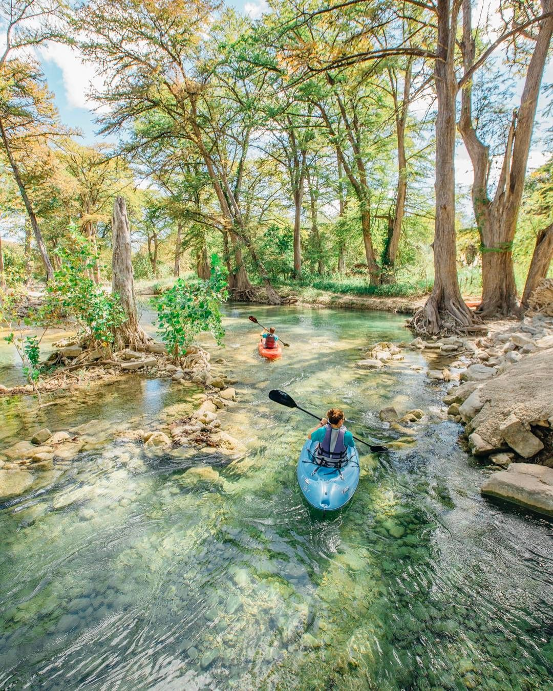7 Amazing Texas Float Trips You Cant Miss