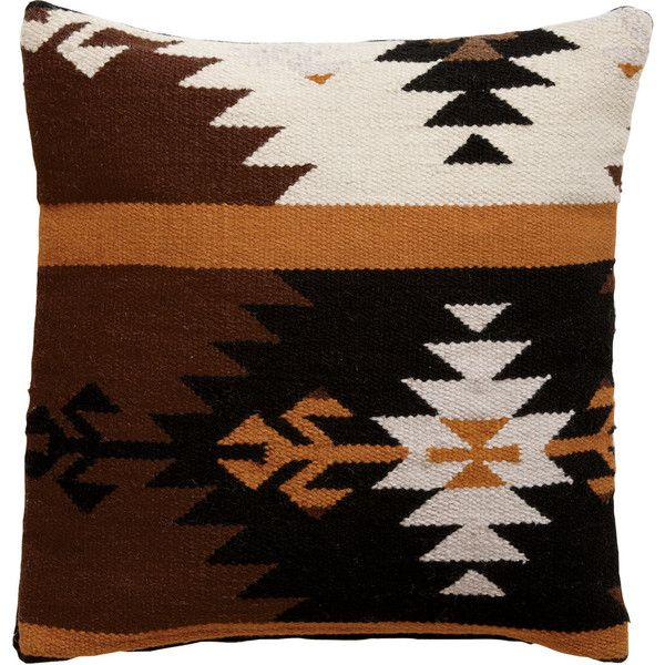 Ethan Allen Southwestern Wool Pillow 40 Liked On Polyvore Gorgeous Ethan Allen Decorative Pillows