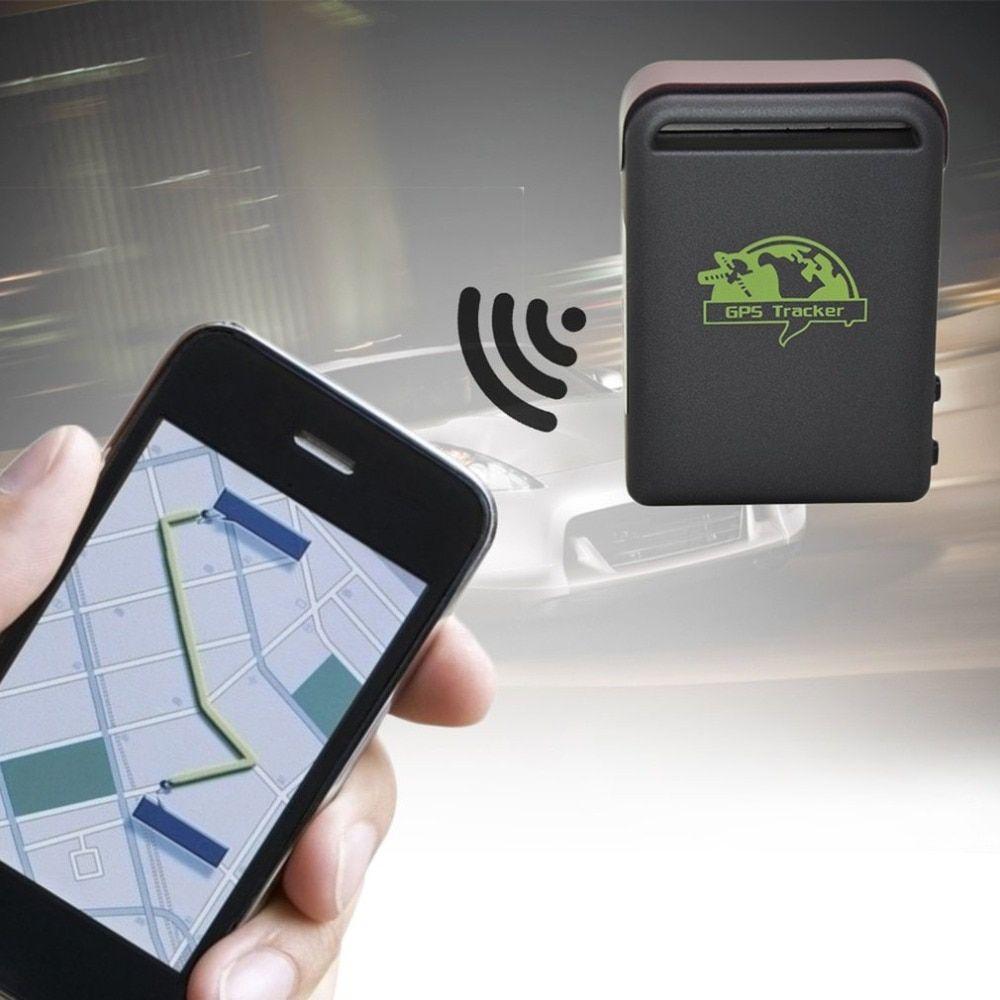 Mini Size GPS Vehicles Cars Tracker Device GPS SMS GPRS