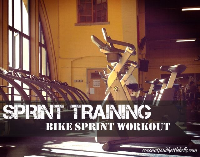 Spint Training Workout