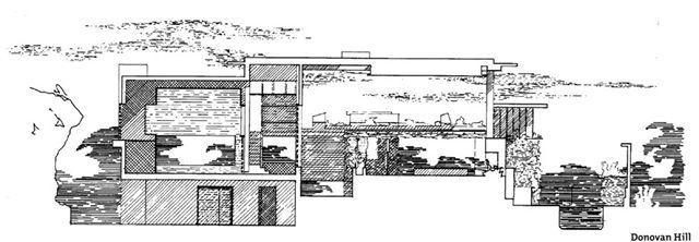 The arcuate second exemplar c house donovan hill architects