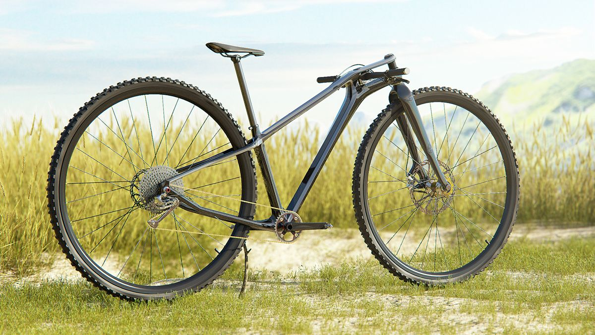 Ridiculous Xc Bike Interpolate On Behance Best Mountain Bikes