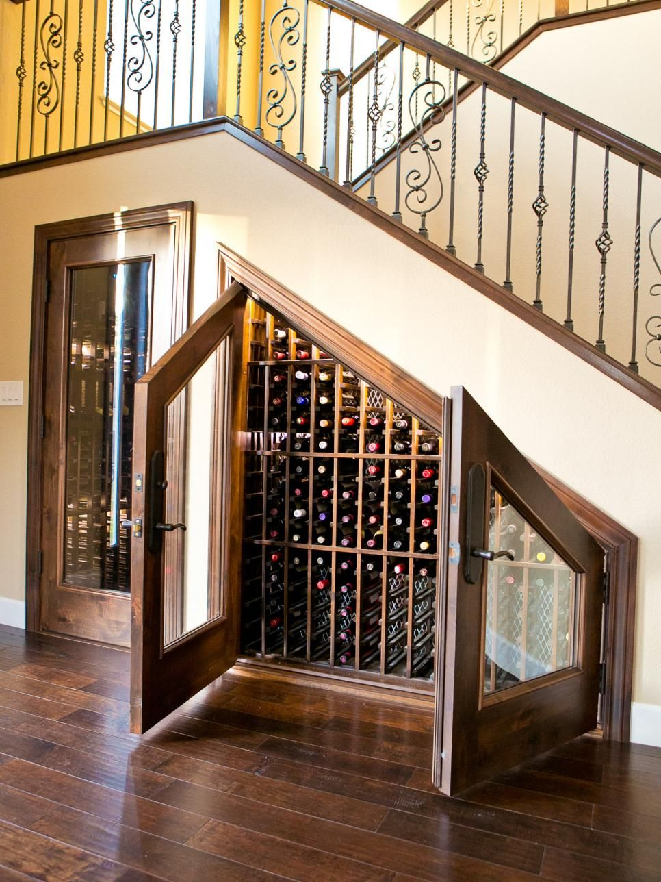 creative wine racks and wine storage ideas space saving storage