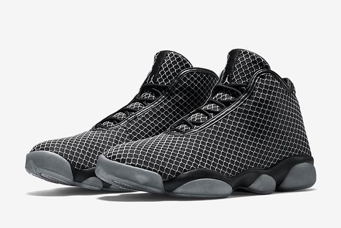 Jordan Horizon JORDAN-HORIZON-(BLACK-REFLECTIVE-SILVER)2 | New jordans shoes, Air ...