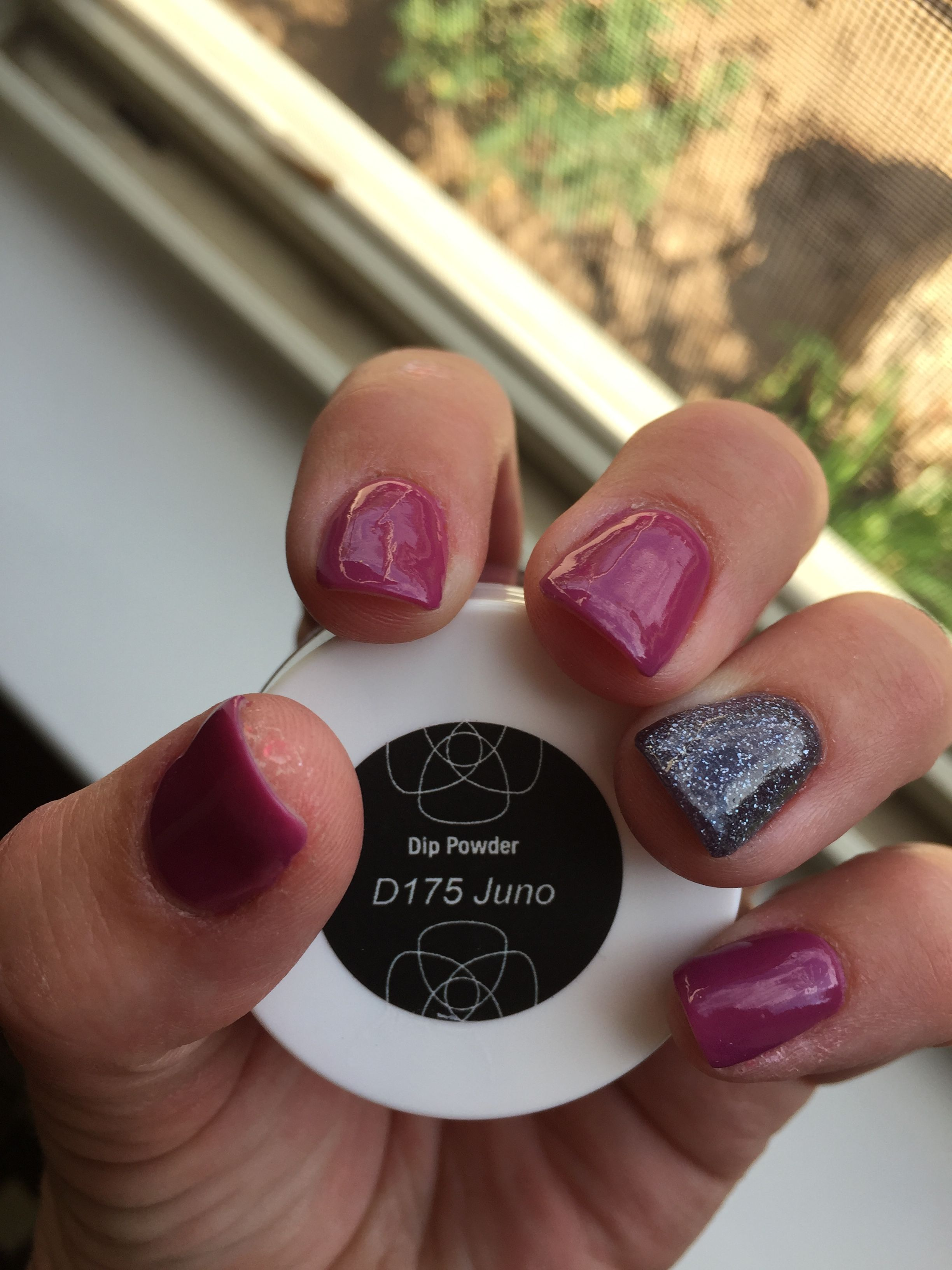 Revel nail dip powder: Juno and Caydence | Revel nail dip powder ...