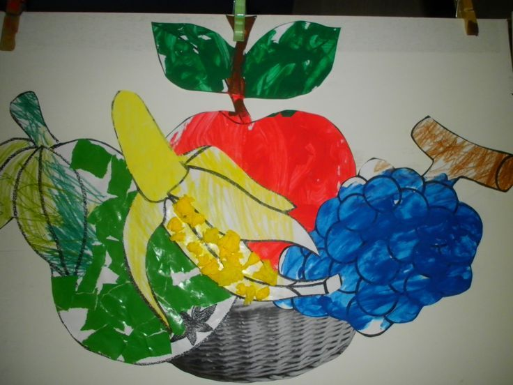 knutselen groente fruit zoeken thema groente en