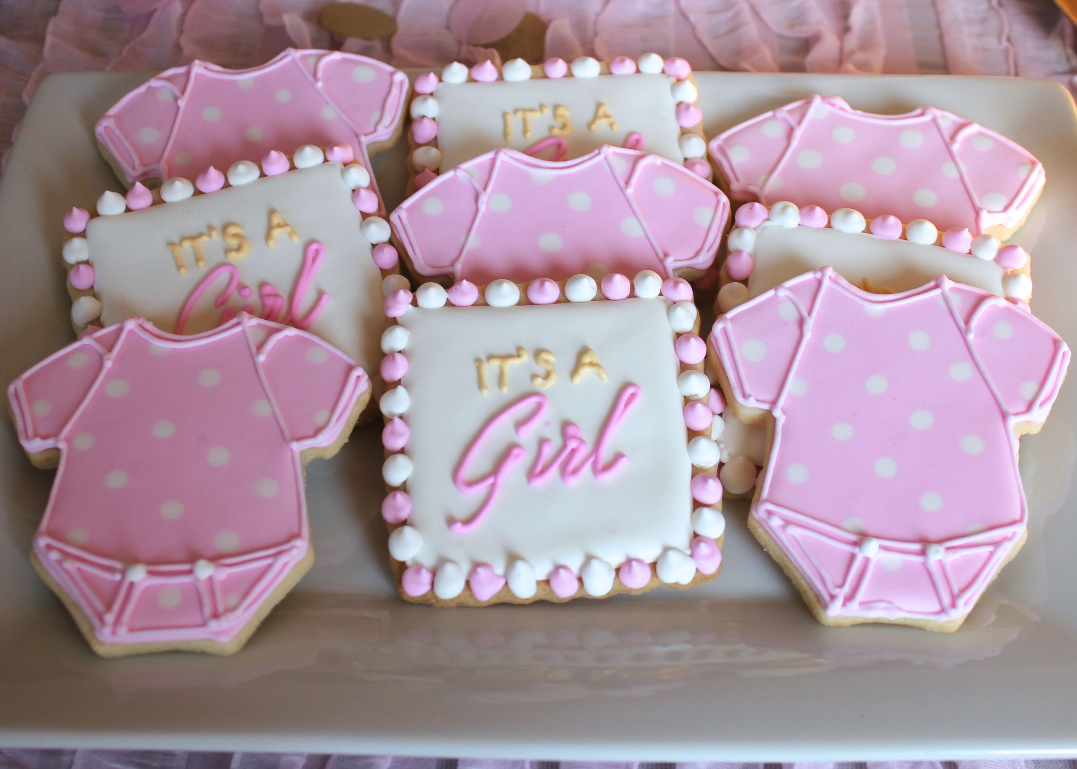 our cookies pinterest white baby showers and baby shower cookies