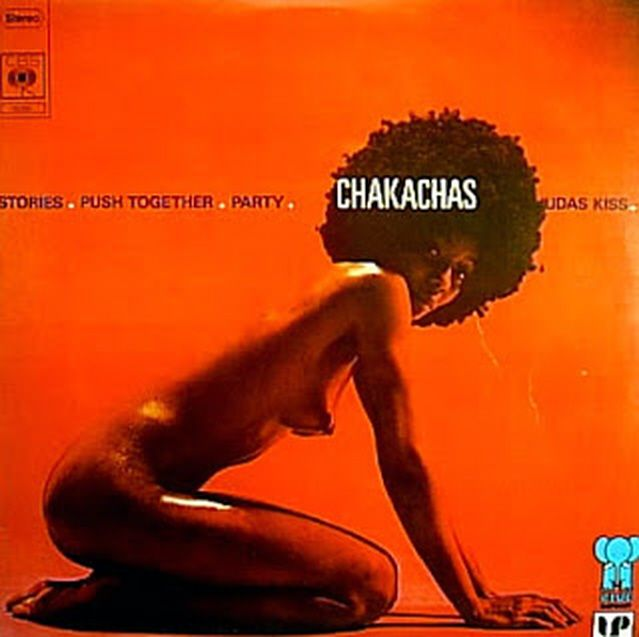 "The Chakachas ~ ""Jungle Fever"" (1971) sold 1 million+ copies US.  Censored in the UK . . .  Delivered through www.rivenrod.com, BrainSparks for grown-ups . . ."