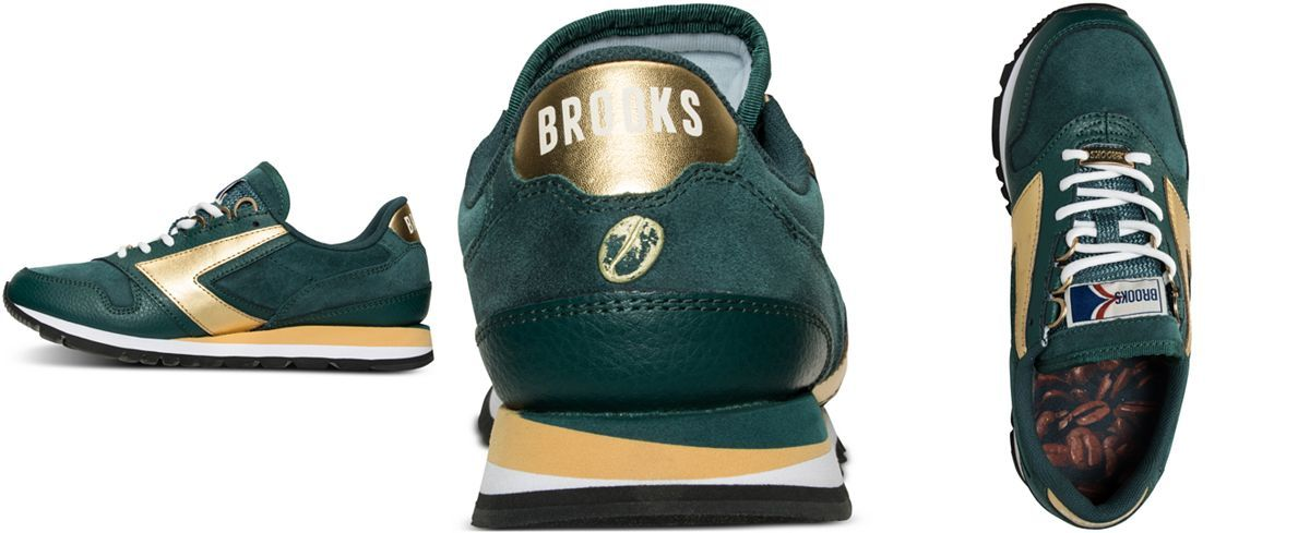 Brooks womens chariot heritage casual sneakers from