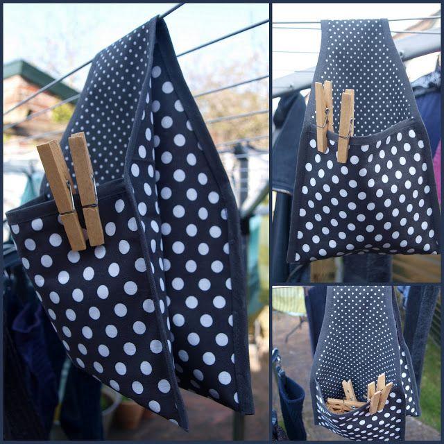 Wasknijperzak naaien naaien en patronen pinterest for Quilt maken met naaimachine
