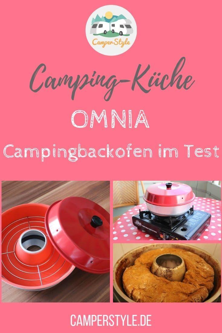 Omnia Der Campingbackofen im Test ☞ Kochen und Camping