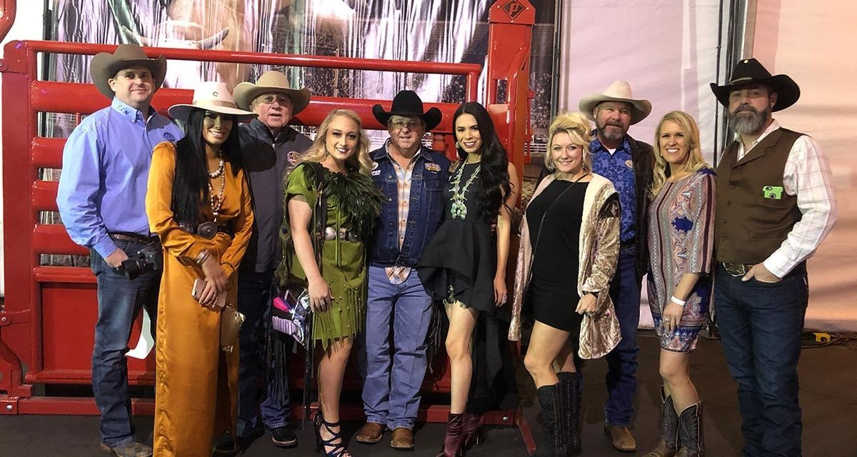 Don T Miss The Nfr Party At The Coors 174 Banquet Hall