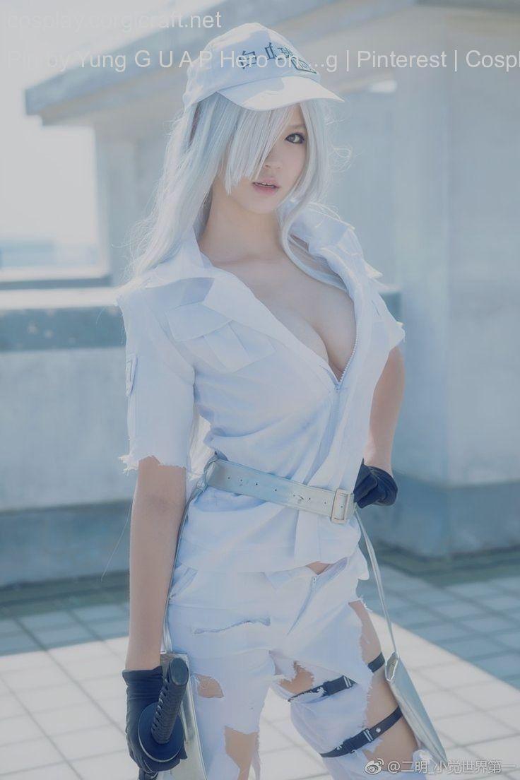 Girls cosplay