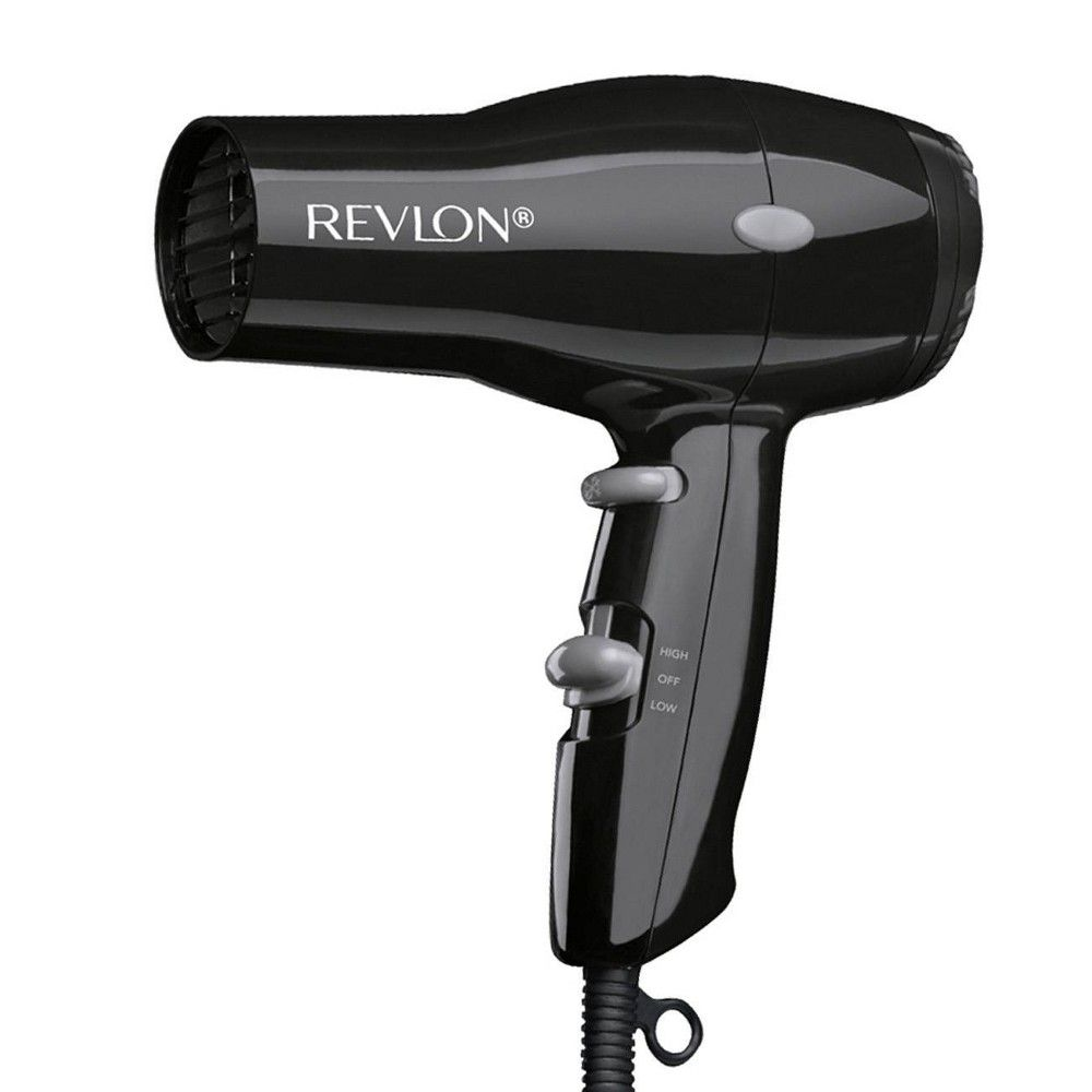 Revlon Compact Styling Ultra Light Hair Dryer 1875w In 2020 Lightweight Hair Dryer Compact Hair Dryer Ionic Hair Dryer